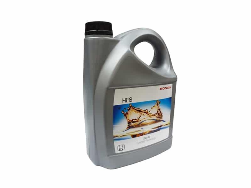 Моторное масло HONDA 5W30 4л