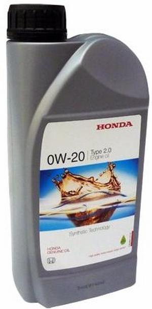 Моторное масло HONDA 0W20 1л