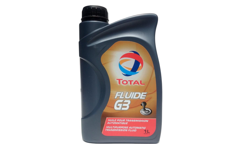 Трансмиссионное масло TOTAL FLUIDE G3