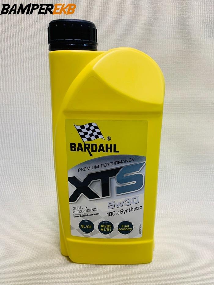 Моторное масло BARDAHL 5W-30 XTS