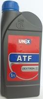 Трансмиссионное масло UNIX ATF Dexron II