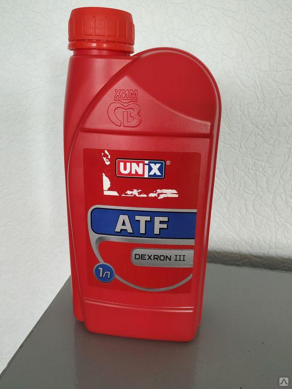 Трансмиссионное масло UNIX ATF Dexron III