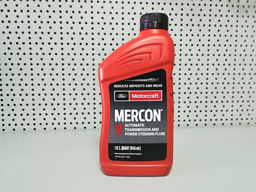 Трансмиссионное масло FORD Mercon ATF/LV