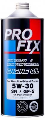 Моторное масло PROFIX 5w30 SNGF