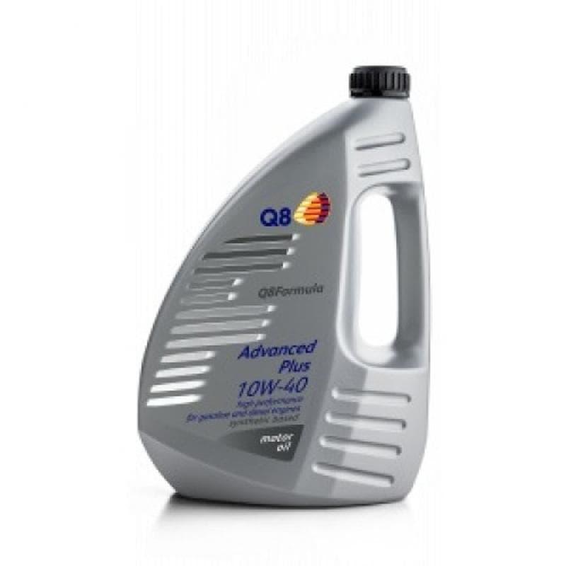 Моторное масло Q8 Oils 10W-40 Полусинтетика 4л