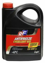 Охлаждающая жидкость RUSEFF EXCELLENT G12 5л