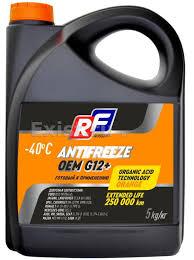 Охлаждающая жидкость RUSEFF OEM G12+ 5л
