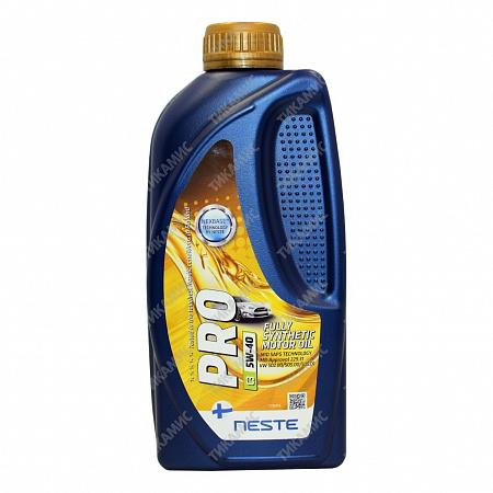 Моторное масло NESTE 5W 40 PrO C3 1л