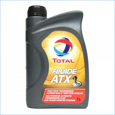 Трансмиссионное масло TOTAL FLUIDE ATX