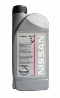 Масло АКПП NISSAN MATIC-J