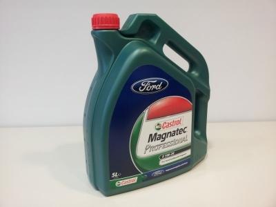 Моторное масло CASTROL Magnatec Ford 5w20