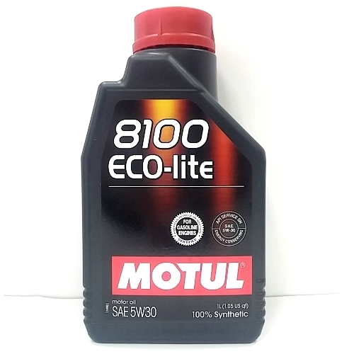Моторное масло MOTUL 5w 30 8100 Eco-Lite