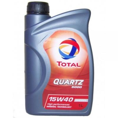Моторное масло TOTAL diesel 5000 15w40