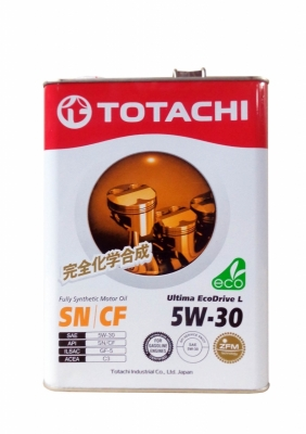 Моторное масло TOTACHI 5w30 SN Ultima EcoDrive F