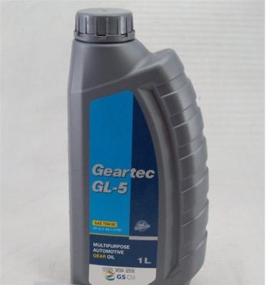 Трансмиссионное масло KIXX 75W90 GL-5