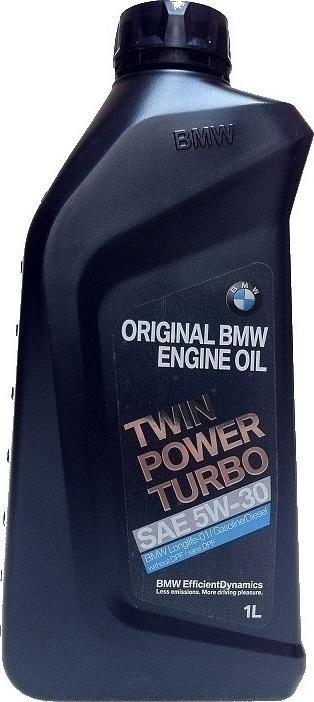 BMW 5W30 Twin Power Turbo LL-01 1л