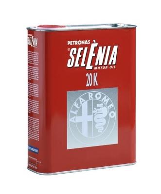 Моторное масло SELENIA 20k 10W40 ALFA ROMEO