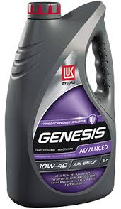 Моторное масло ЛУКОЙЛ 10W40 Genesis UNIVERSAL