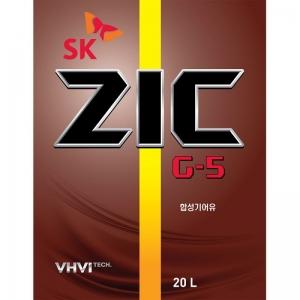Трансмиссионное масло ZIC 85W140 G-5