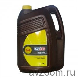 Моторное масло LUXE 15W40 Diesel G4
