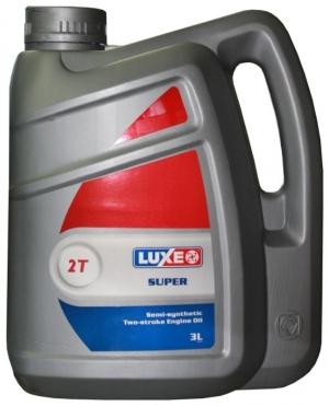 Моторное масло для водной техники LUXE 2Т Супер