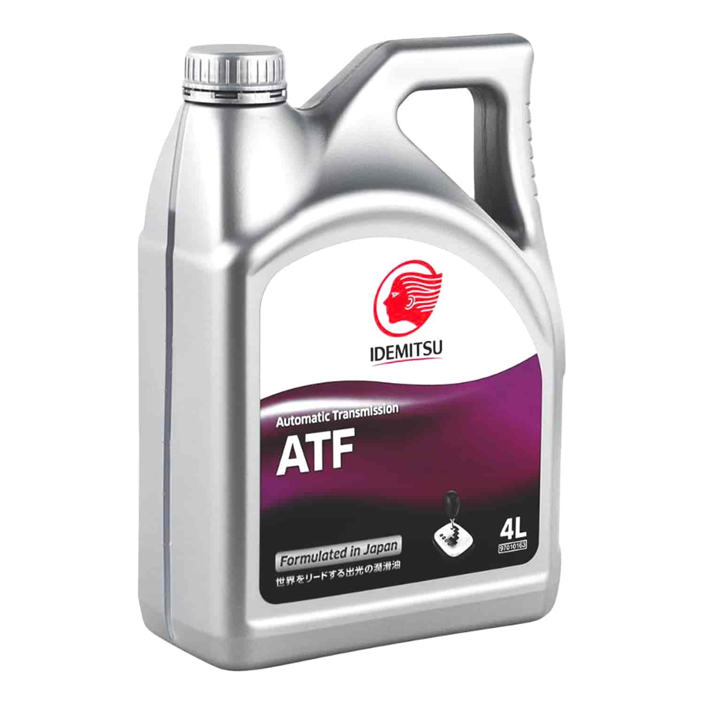 Трансмиссионное масло IDEMITSU ATF 4л (Синтетика)