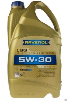 Моторное масло RAVENOL 5w30 LSG SAE