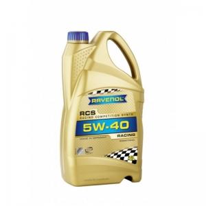 Моторное масло RAVENOL 5w40 RCS SAE