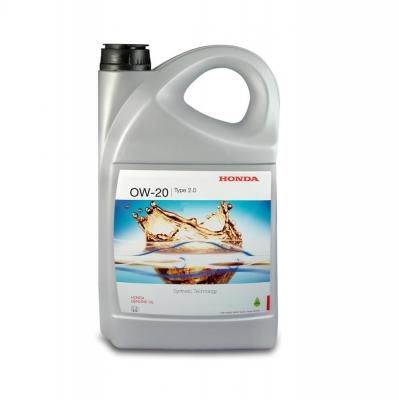 Масло HONDA 0W20 4л (Синтетика)