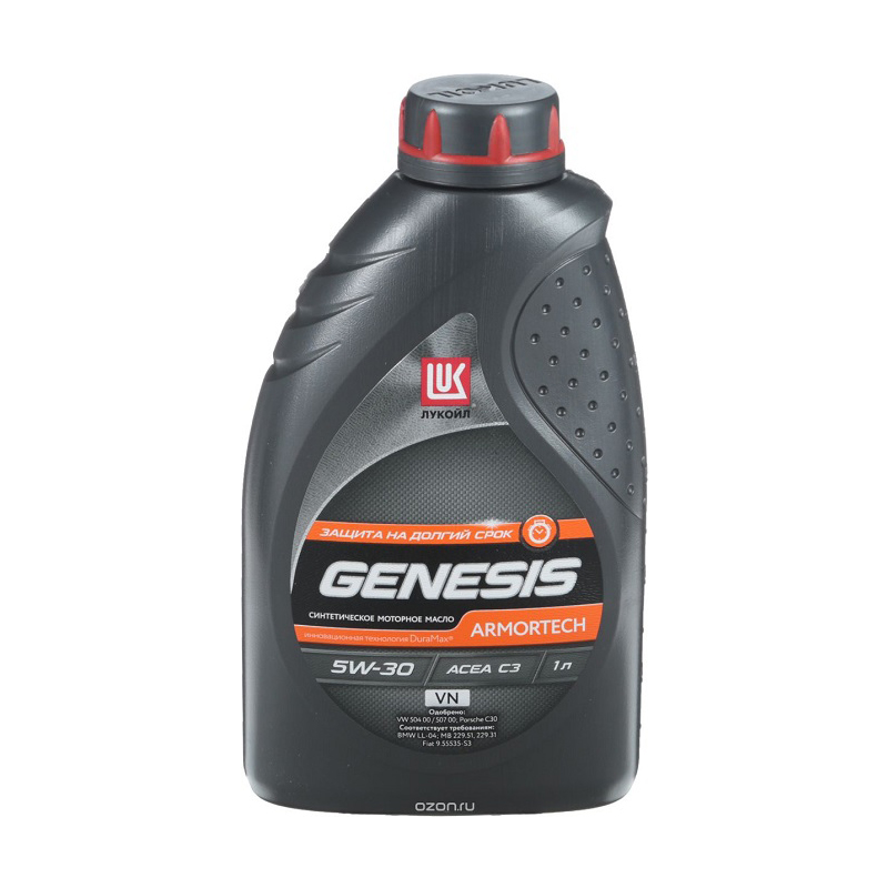 Моторное масло ЛУКОЙЛ 5W30 Genesis Armortech VN