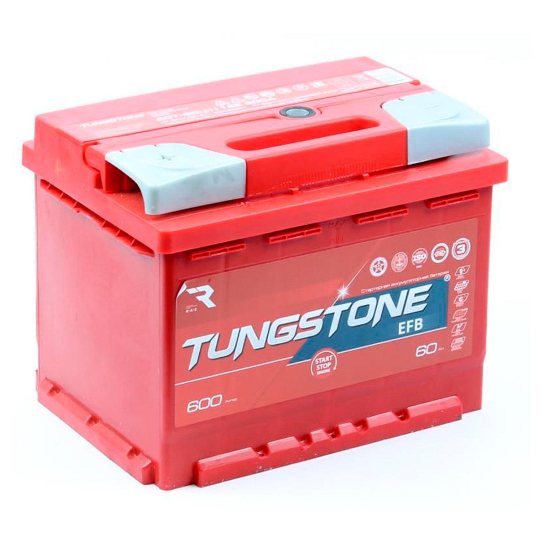 Аккумулятор TUNGSTONE ENERGY 6CT-60.1