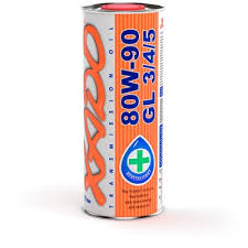 Трансмиссионное масло ХАДО 80W90 GL - 1л