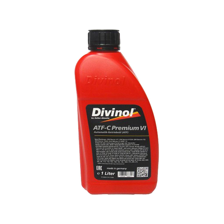Трансмиссионное масло DIVINOL ATF-C PREMIUM VI