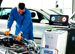 Заправка и ремонт автокондиционера в Ростове на дону