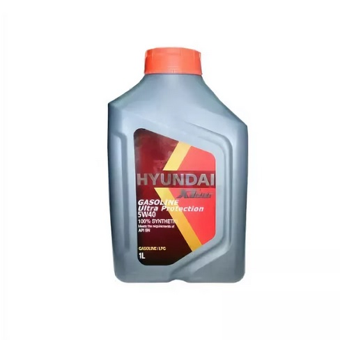 Моторное масло HYUNDAY 5W40 Xteer Gasoline Ultra Protection